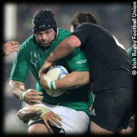 New Zealand Ireland 2nd Test Sean O'Brien
