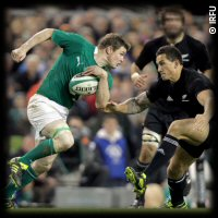 New Zealand Ireland 3rd Test Brian O Driscoll Sonny Bill Williams