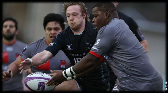Newcastle Falcons Lyon Rugby