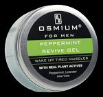 Osium for men peppermint revive gel