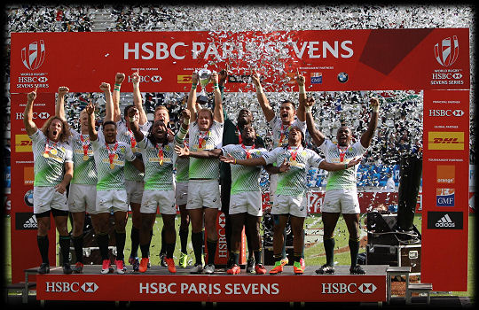 Paris 7s Winners South Africa 2017