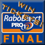 RaboDirect PRO12 Final 2014 win tickets