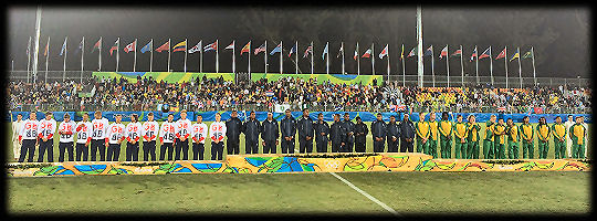Rio 2016 Medal Winners Fiji Great Britain Sourh Africa 02 Rugby 7s