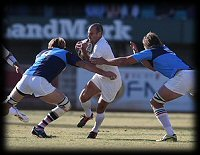 SA Barbarians England South