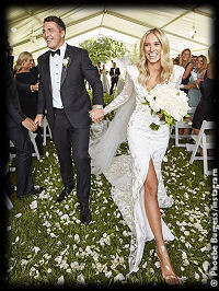 Sam Phoebe Burgess Wedding