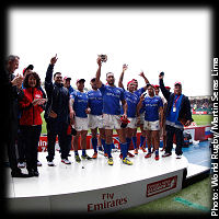 Scotland 7s Samoa Shield Winners 2015