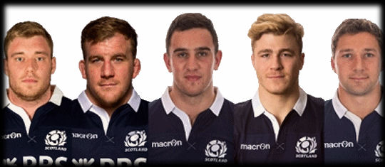 Scotland new additions to squad RBS 6 Nations 2015