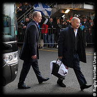 Scotland vs England Eddie Jones 6Ns 2020