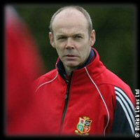 Sir Clive Woodward British Lions 2005