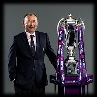 Six Nations Launch 2018 Eddie Jones