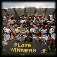 South Africa 7s USA Plate Winners 2014