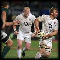 South Africa England 1st Test Dan Cole Chrish Robshaw