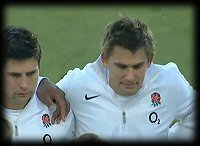 South Africa England 2nd Test Ben Youngs Toby Flood