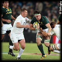 South Africa England 3rd Test Dylan Hartley Marcell Coetzee