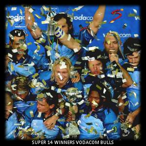Super 14 Final 2010 Winners Vodacom Bulls
