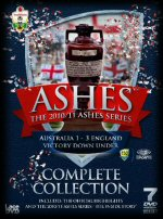The Ashes Series 2010/2011 Complete Collection