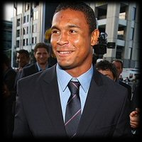 Thierry Dusautoir IRB Player of the Year 2011
