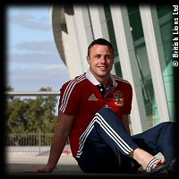 Tommy Bowe British Lions 2013