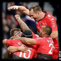 Toulon Champions Cup Winner 2015