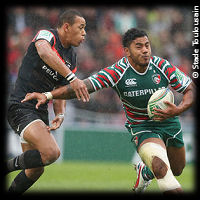 Toulouse Leicester Tigers Heineken Cup