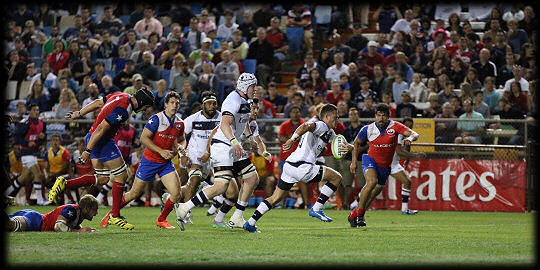 USA v Chile ARC 2016