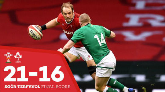 Wales v Ireland FT 6Ns 2021