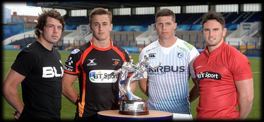 Welsh regions join Premiership Rugby 7s