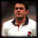 Will Carling Eng;and Captain