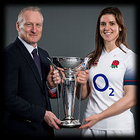 Womens Six Nations 2018 Launch England