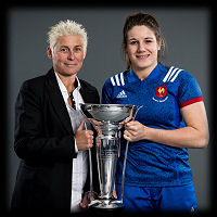 Womens Six Nations 2018 Launch France
