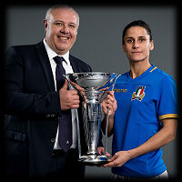 Womens Six Nations 2018 Launch Italy