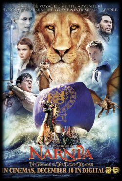 Chronicles of Narnia Voyage of Dawn Treader Trailer