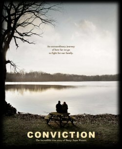 Conviction Trailer