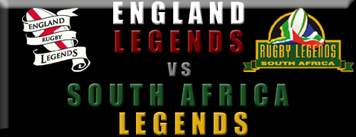 England Legends vs South Africa Legends Match