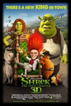 Shrek Forever After Trailer